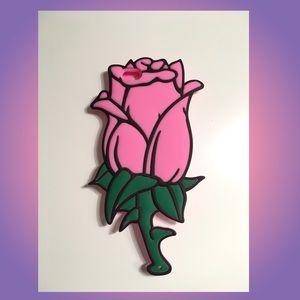 💕Big Pink Rose Phone Case
